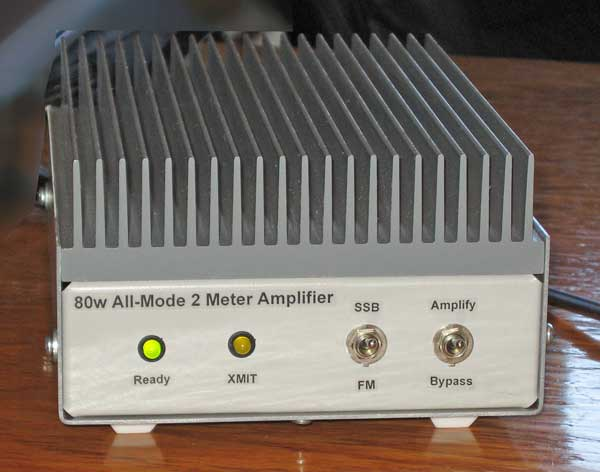 2 Meter 80W All Mode Amplifier