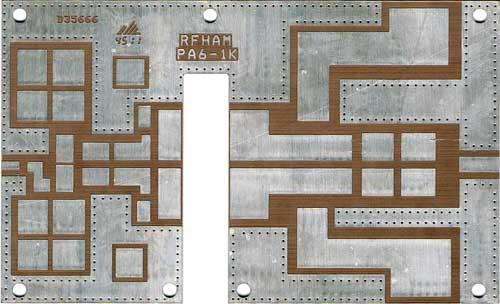 500w 70cm Amplifier
