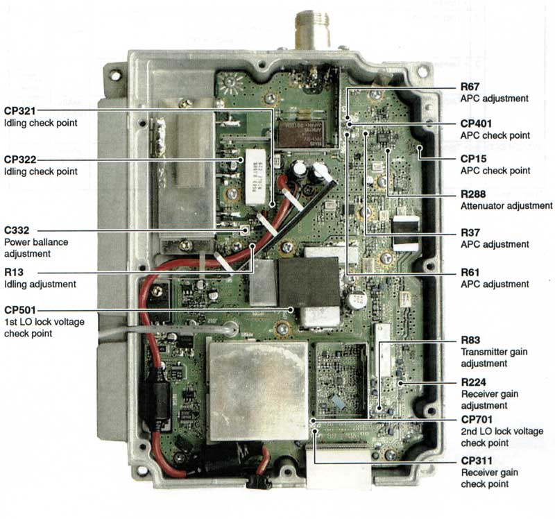 Ic-910h amature scanning transceiver user manual ic-910h_2. Qxd.